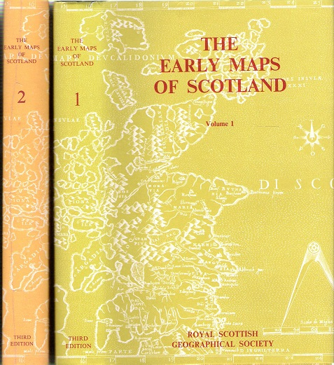 Image for The Early Maps of Scotland: 2 Volumes Complete.