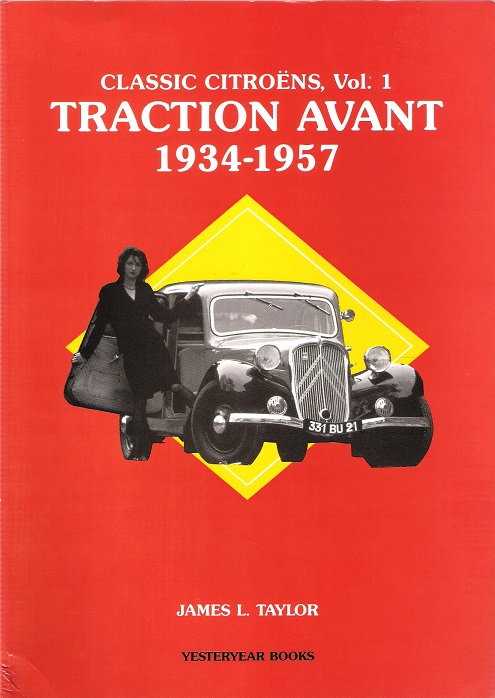 Image for Classic Citroens Traction Avant, 1934-57