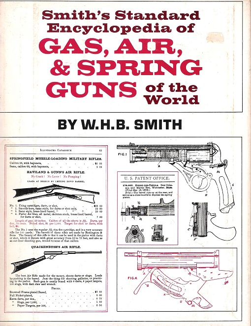 Image for Smith's Standard Encyclopedia of Gas, Air and Spring Guns of the World