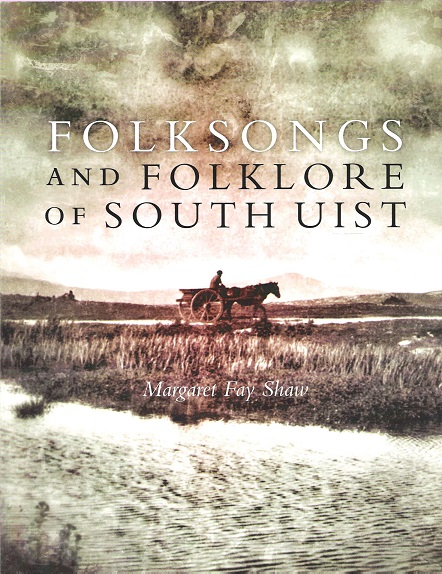 Image for Folksongs and Folklore of South Uist