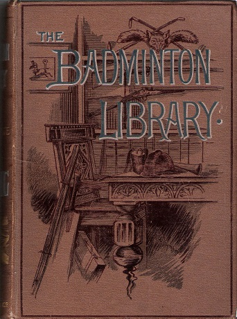 Image for The Badminton Library: Boating.