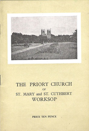 Image for The Priory Church of St. Mary and St. Cuthbert Worksop.