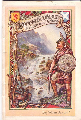 Image for Bonnie Scotland in Verse and Picture.