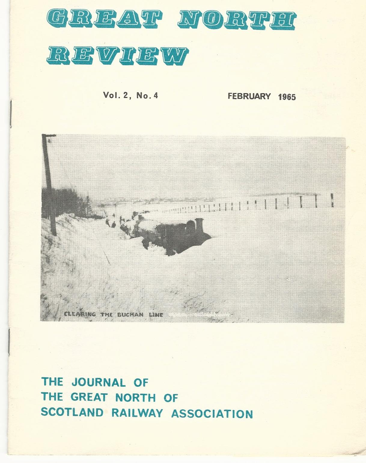 Image for Great North Review, Volume 2, No 4.