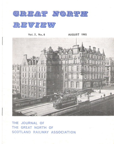 Image for Great North Review. Volume 2, No 6.