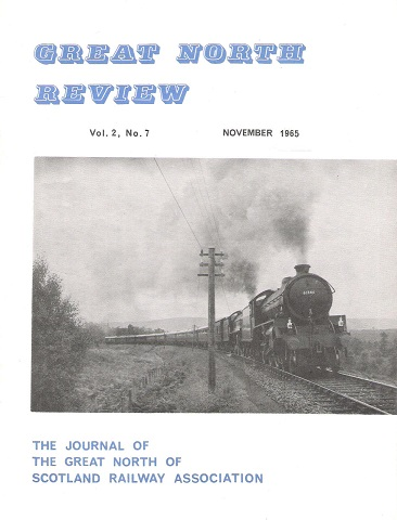 Image for Great North Review. Volume 2, No 7.