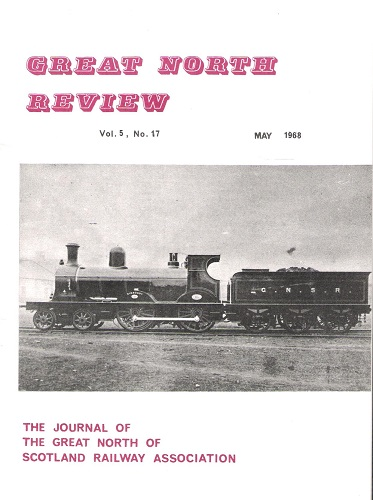 Image for Great North Review. Volume 5, No 17.