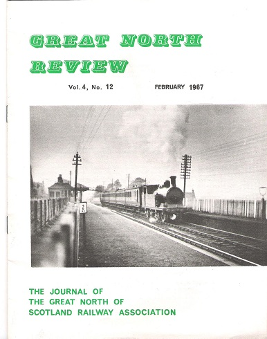 Image for Great North Review. Volume 4, No 12