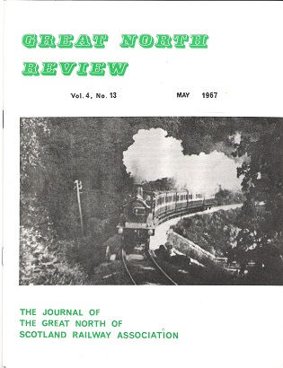 Image for Great North Review. Volume 4, No 13.