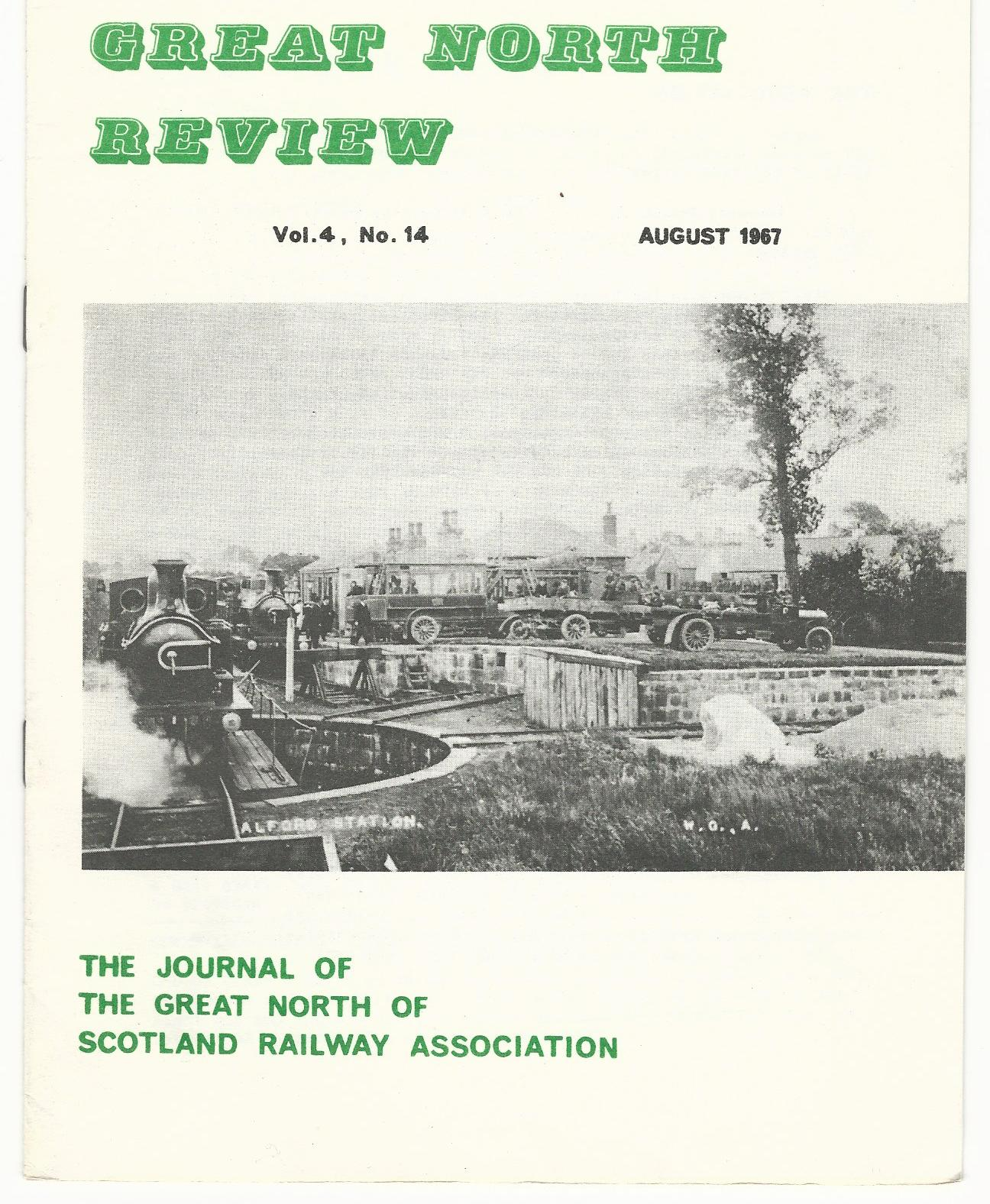 Image for Great North Review. Volume 4, No 14.
