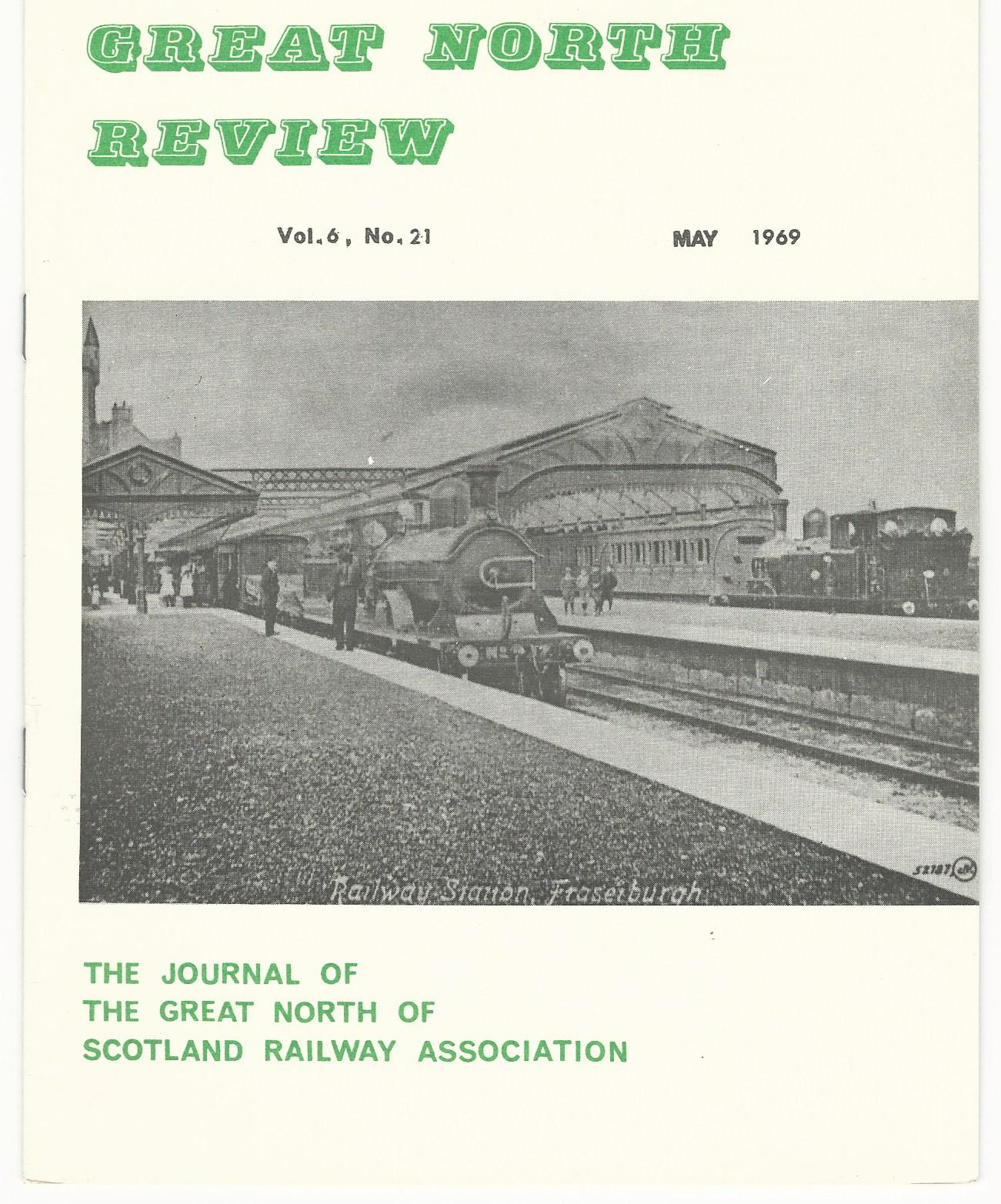 Image for Great North Review. Volume 6, No 21.