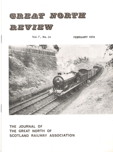 Image for Great North Review. Volume 7, No. 24.