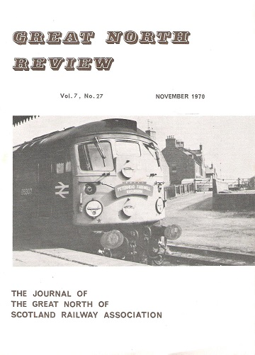 Image for Great North Review. Volume 7, No. 27.
