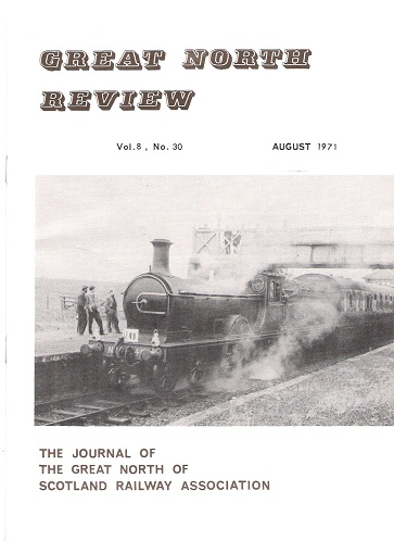 Image for Great North Review. Volume 8, No 30.