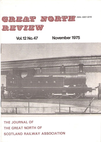 Image for Great North Review. Volume 12, No 47.