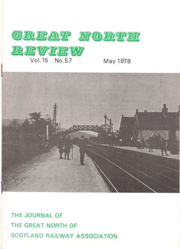Image for Great North Review. Volume 15, No. 57.