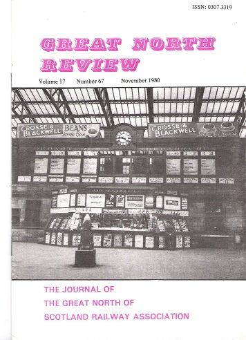 Image for Great North Review. Volume 17, No. 67.