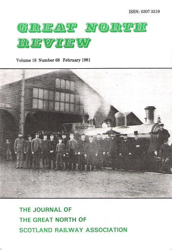 Image for Great North Review. Volume18, Vol. 68.
