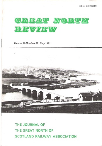 Image for Great North Review. Volume18, Vol. 69.