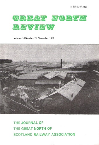 Image for Great North Review. Volume18, Vol. 71.