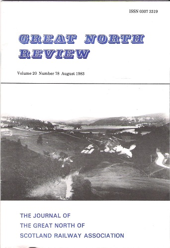Image for Great North Review. Volume 20, No. 78.
