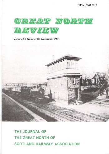 Image for Great North Review. Volume 21, No. 83.