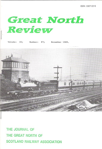 Image for Great North Review. Volume 22, No. 87.