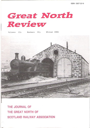 Image for Great North Review. Volume 23, No. 91.