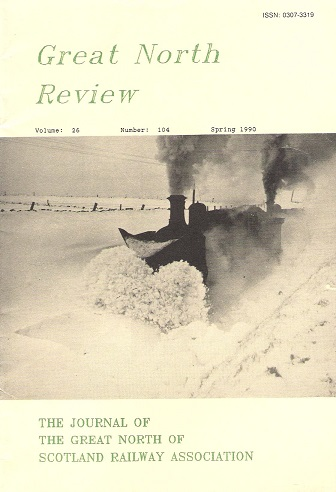 Image for Great North Review. Volume 26, No. 104