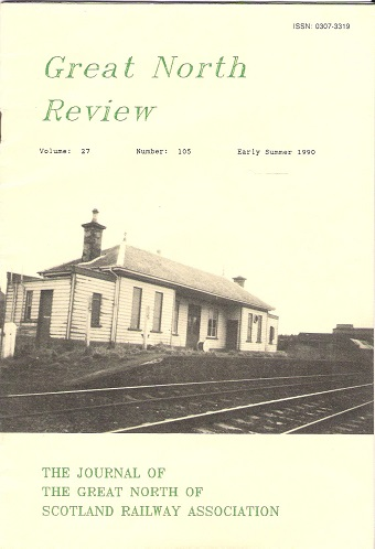 Image for Great North Review. Volume 27, No. 105.