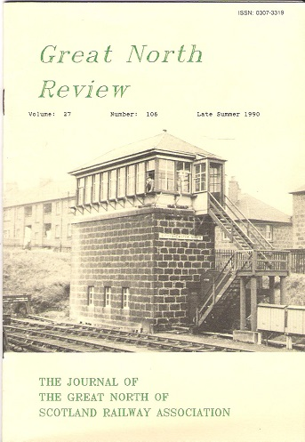Image for Great North Review. Volume 27, No. 106.