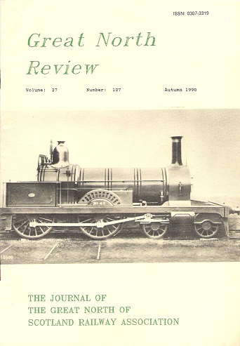 Image for Great North Review. Volume 27, No. 107.