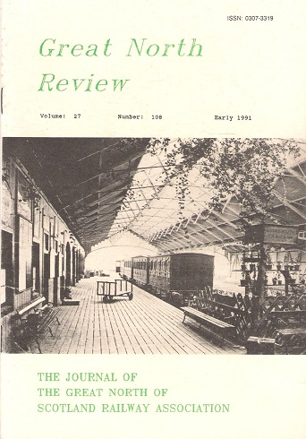 Image for Great North Review. Volume 27, No. 108.