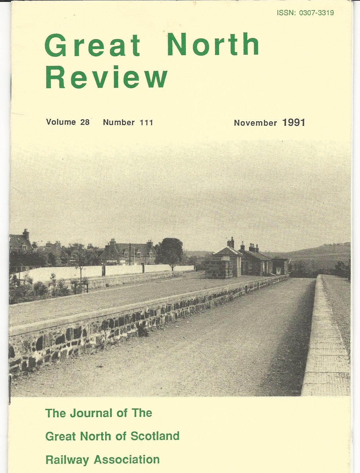 Image for Great North Review. Volume 28, No. 111.