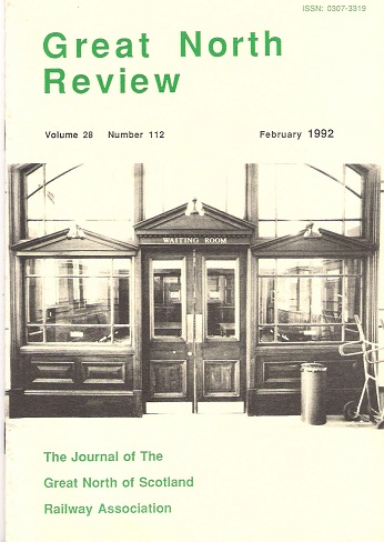Image for Great North Review. Volume 28, No. 112.