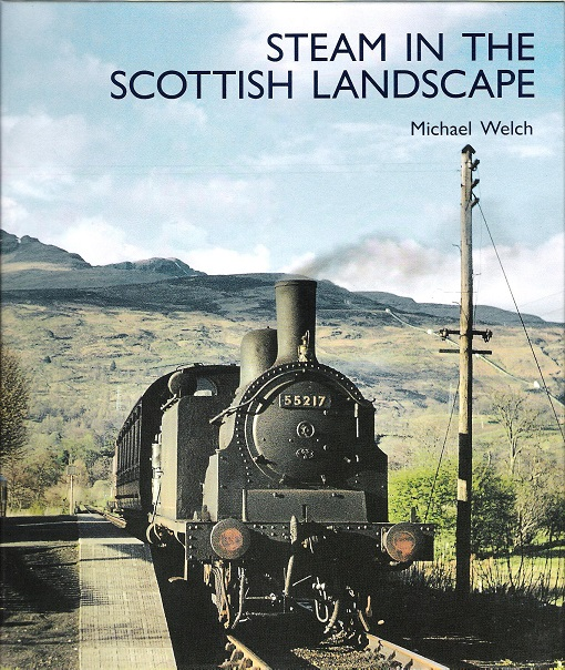 Image for Steam in the Scottish Landscape