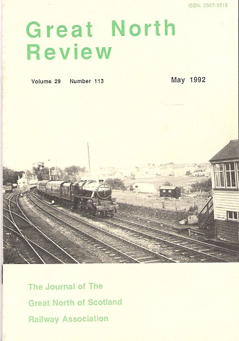 Image for Great North Review. Volume 29, No. 113.
