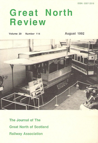 Image for Great North Review. Volume 29, No. 114.