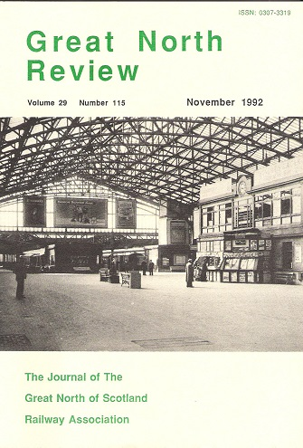 Image for Great North Review. Volume 29, No. 115
