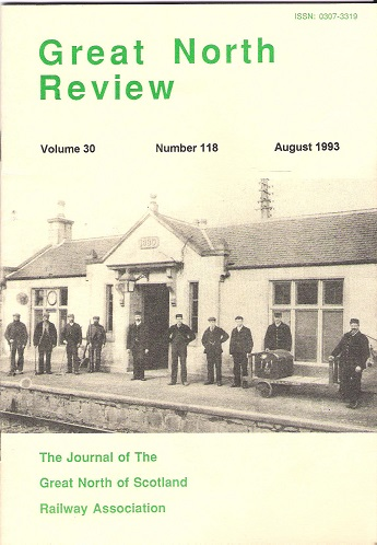 Image for Great North Review. Volume 30, No. 118.
