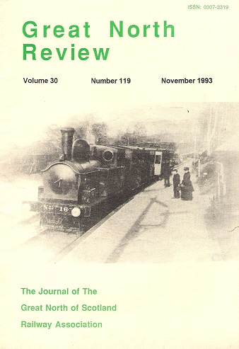 Image for Great North Review. Volume 30, No. 119.
