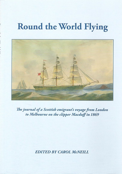 Image for Round the World Flying