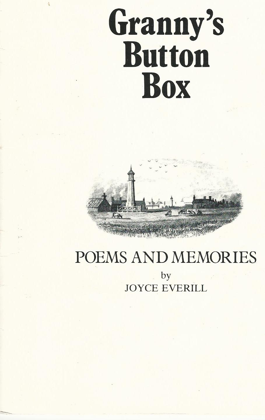Image for Granny's Button Box: Poems and Memories.