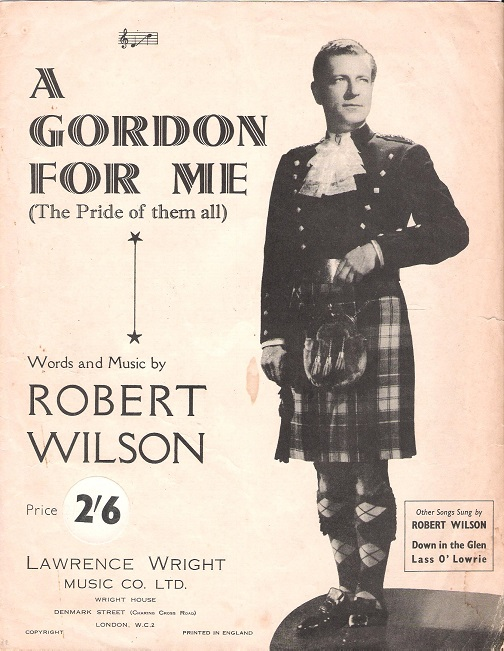 Image for A Gordon For Me (The Pride of them All)