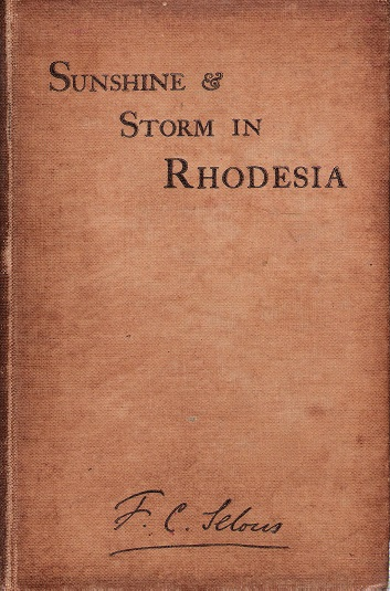 Image for Sunshine and Storm in Rhodesia.