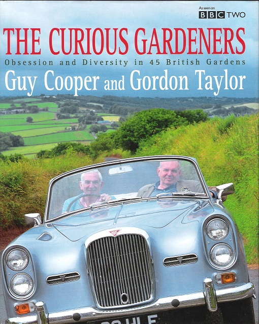 Image for Curious Gardeners: Obsession and Diversity in 45 British Gardens.