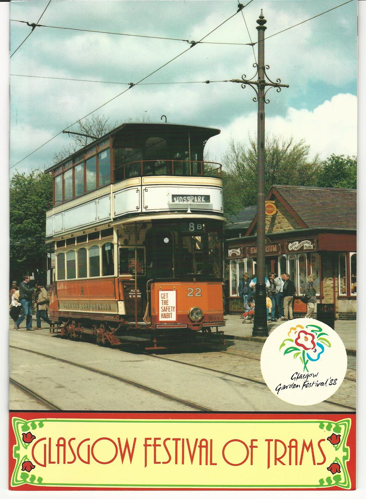 Image for Glasgow Festival of Trams
