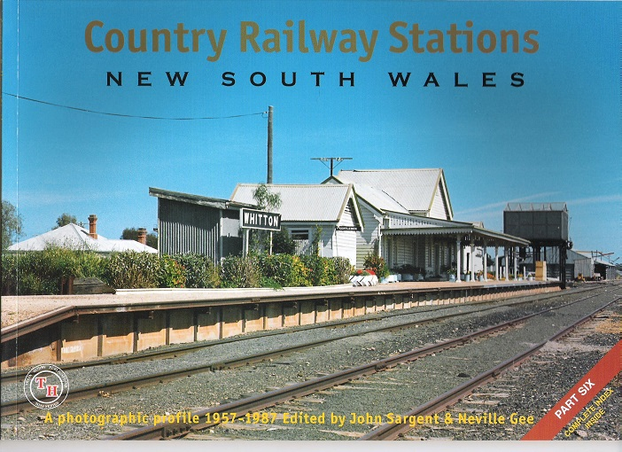 Image for Country Railway Stations: New South Wales.