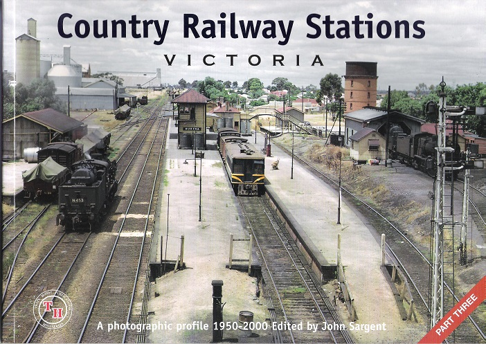 Image for Country Railway Stations: Victoria.