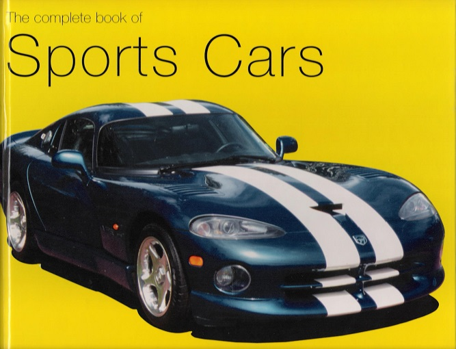 Image for The Complete Book of Classic Sports Cars
